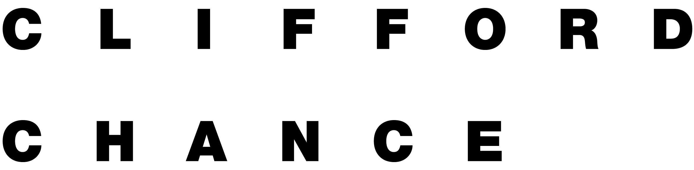 Резултат с изображение за logo clifford chance png